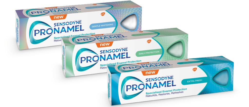 Pronamel range