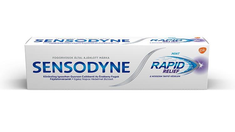 Sensodyne Rapid