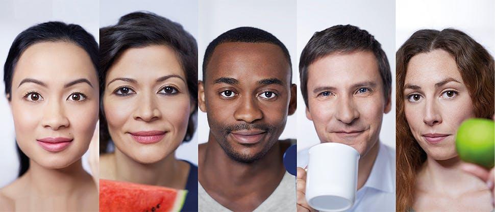 Pazienti con alcune cause scatenanti dell'ipersensibilità dentinale