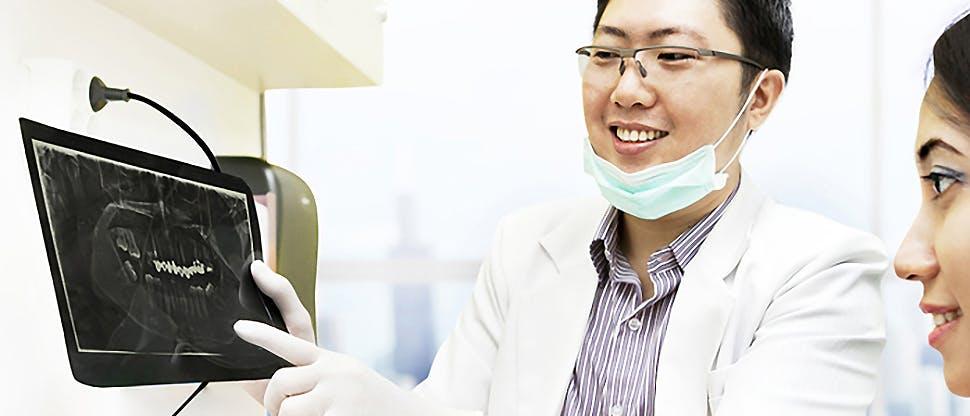 치주 질환 환자의 진료 의뢰