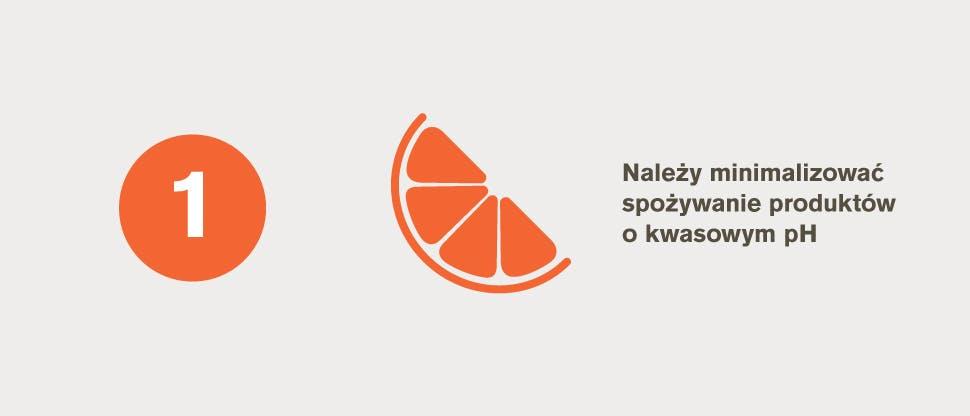 Plasterki pomarańczy