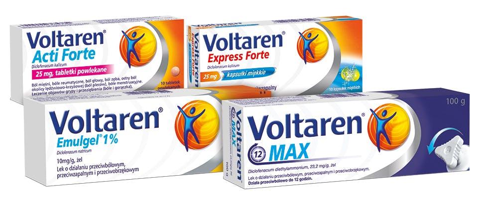 Seria produktów przeciwbólowych