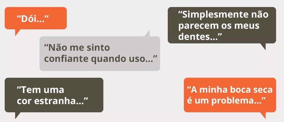 Frases de pacientes