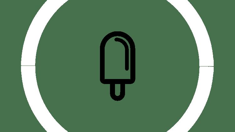 Icon gelado