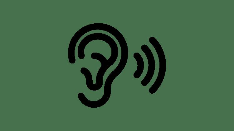 Icon Ouvir
