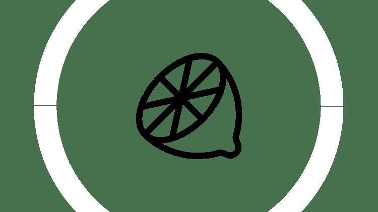 Icon gomo laranja