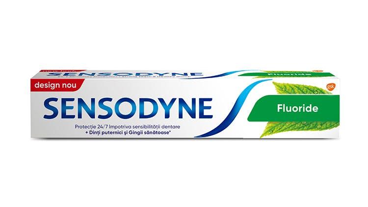 Sensodyne Fluoride pack shot