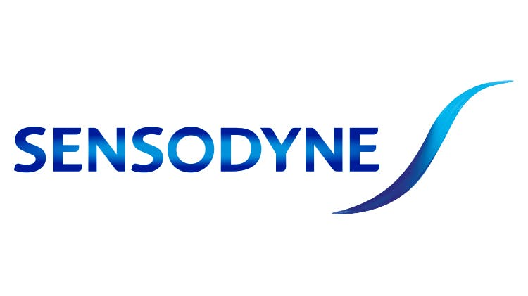 Logo-ul Sensodyne