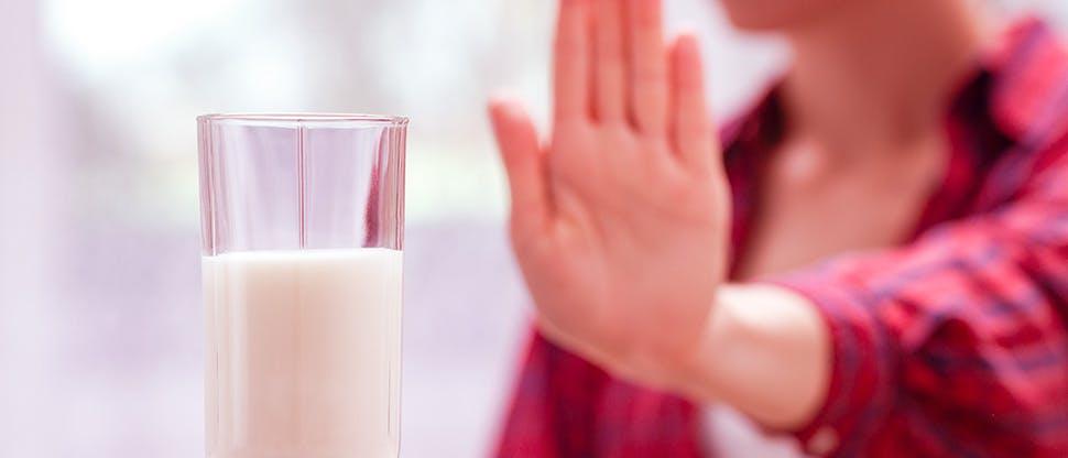 Woman-milk-stop