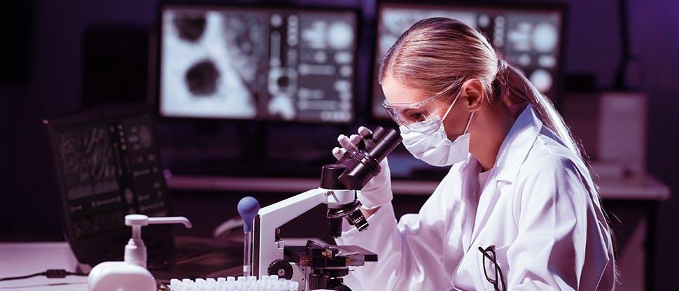 female-scientist-working-in-modern-lab