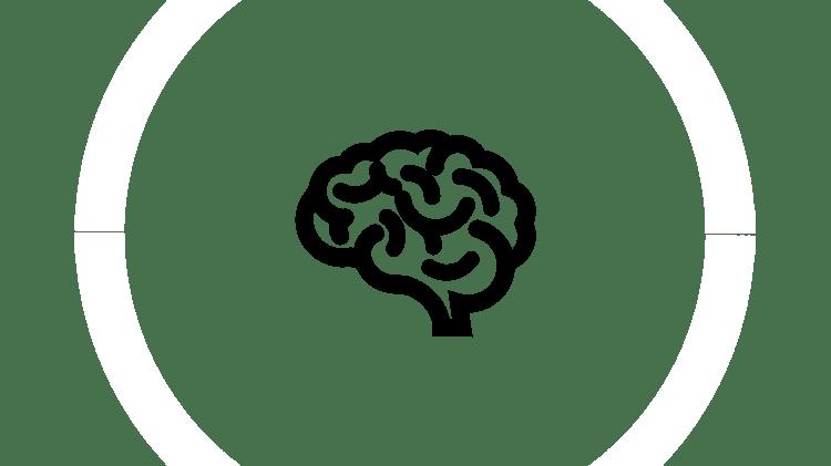 Значок «Головной мозг»