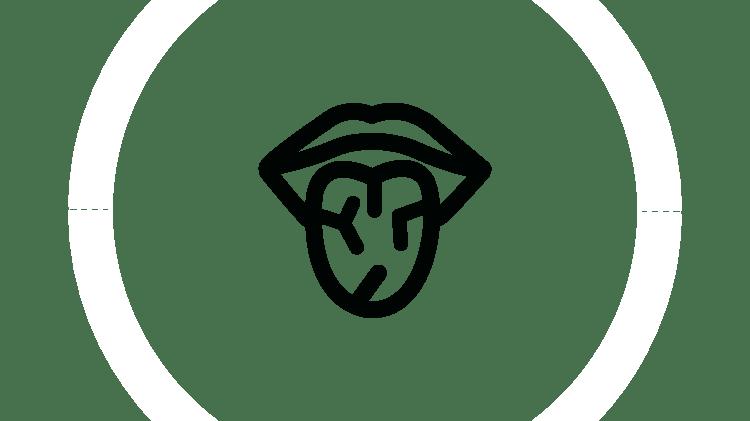 Значок «Ксеростомия»