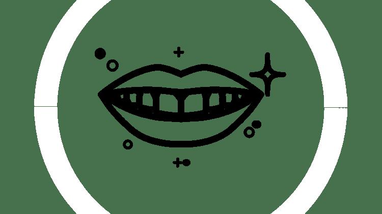 Ощущение сияющей чистоты полости рта