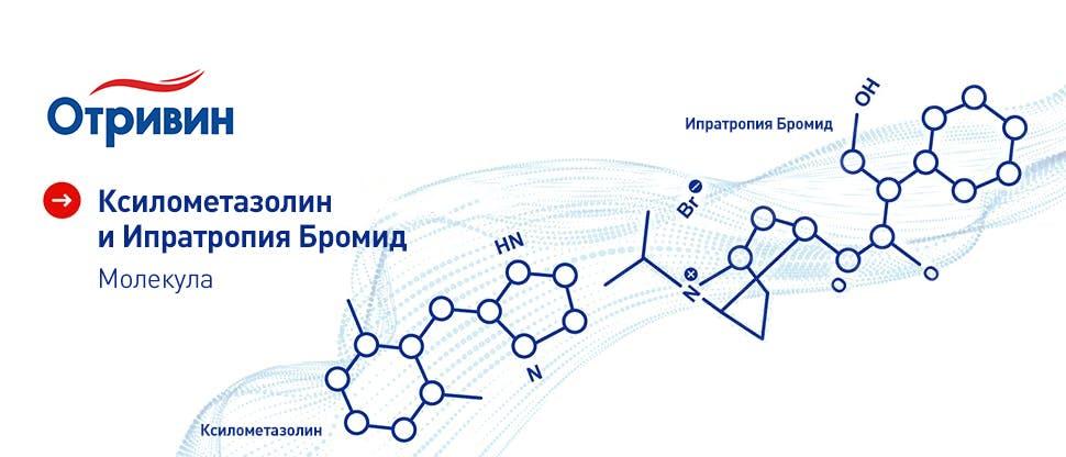 ксилометазолин+ипратропий