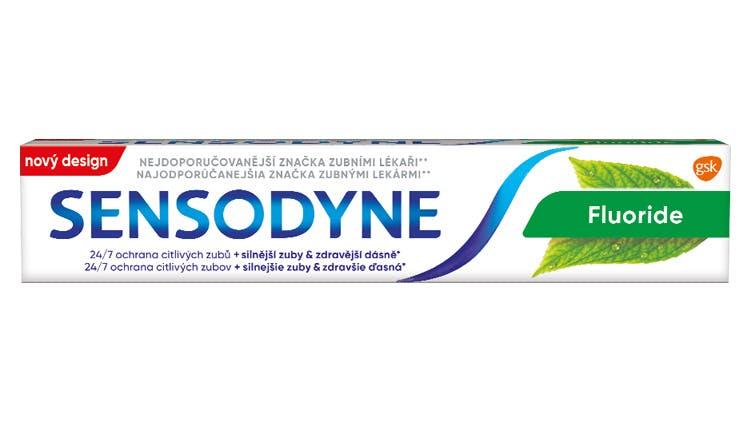 Obrázok produktu Sensodyne Fluoride