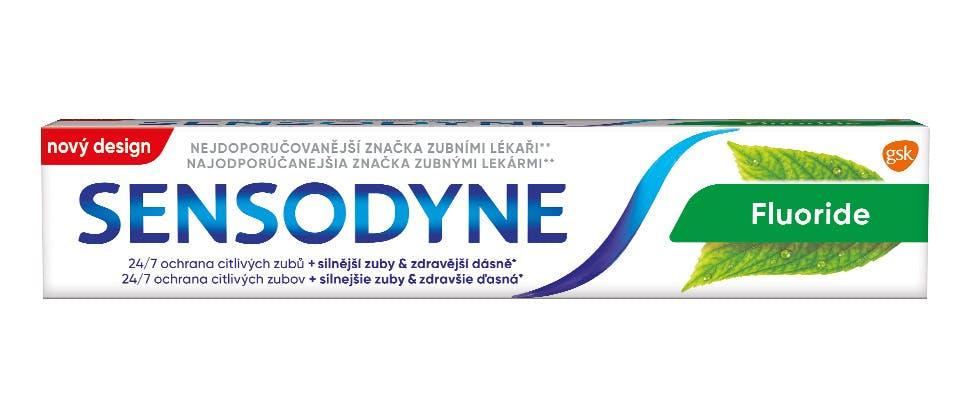 Sensodyne Fluoride - obrázok produktu