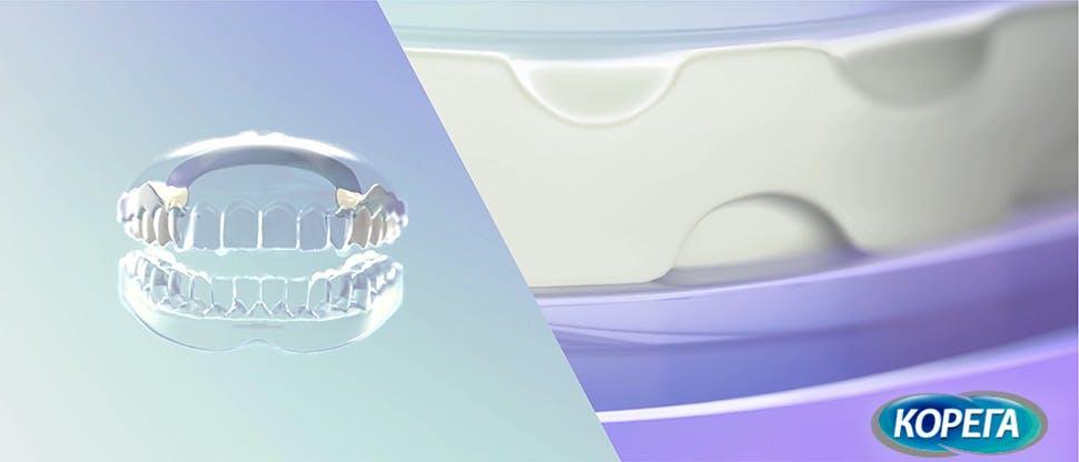 Механізм дії фіксуючих кремів зубних протезів скріншот відео