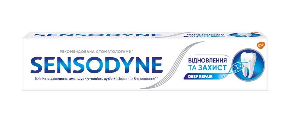 Пекшот зубної пасти Відновлення та Захист
