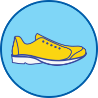 노란 운동화 - 라미실
