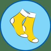 노란 양말 - 라미실
