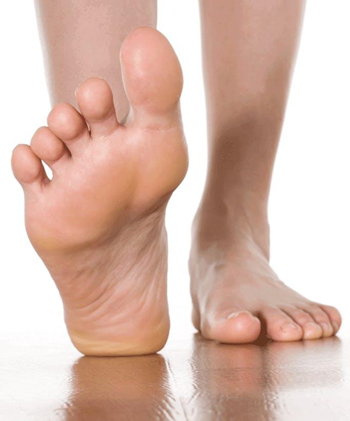발 두개 - 라미실