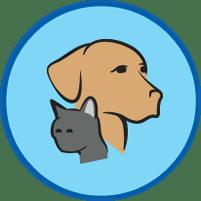 강아지와 고양이 - 라미실