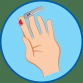 Лечение симптомов грибка стопы у диабетиков