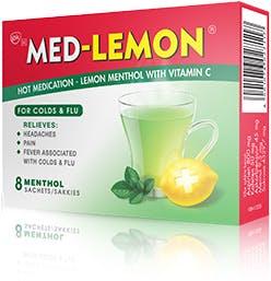 Med-Lemon Menthol