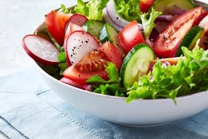 Low Fat Meals for Summertime