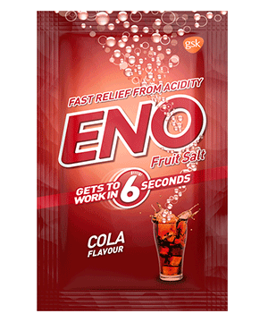 Eno Cola Flavour Sachet 5 g
