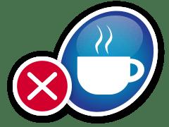 Ícone de uma xícara de chá