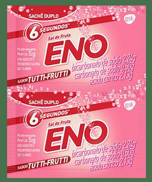 Sal de fruta ENO Tutti-Frutti 5 g