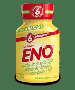 Sal de fruta ENO sabor abacaxi 100 g