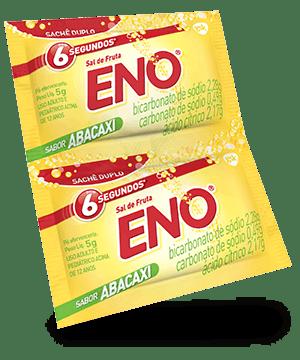 Sal de fruta ENO sabor abacaxi 5 g
