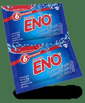 Sal de fruta ENO regular 5 g