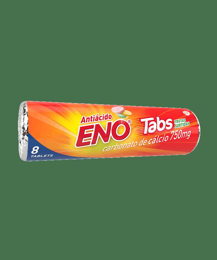 ENO Tabs 8 Comprimidos