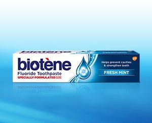 Biotene Dry Mouth Relief Fresh Mint Original Fluoride Toothpaste