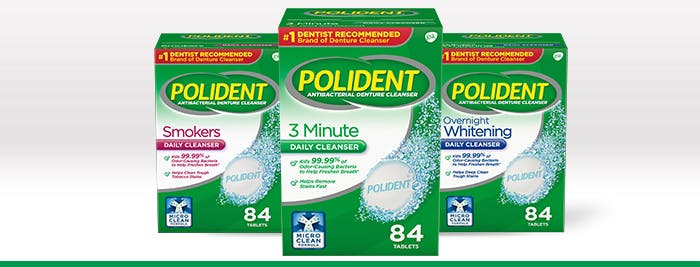 Polident Coupons
