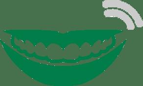 gum massage icon