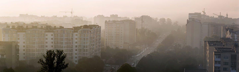 co powoduje zanieczyszczenia powietrza, jakie są źródła zanieczyszczenia powietrza
