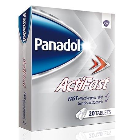 Panadol Actifast