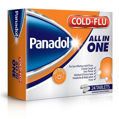 Panadol Cold And Flu Strength Day And Night