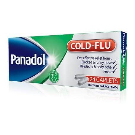 Panadol Cold + Flu