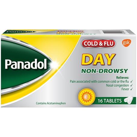 Panadol Flu day