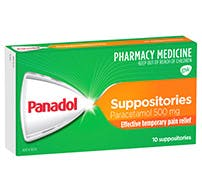 Panadol Suppositories