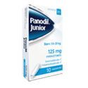 Panodil Junior stikpiller 125 mg