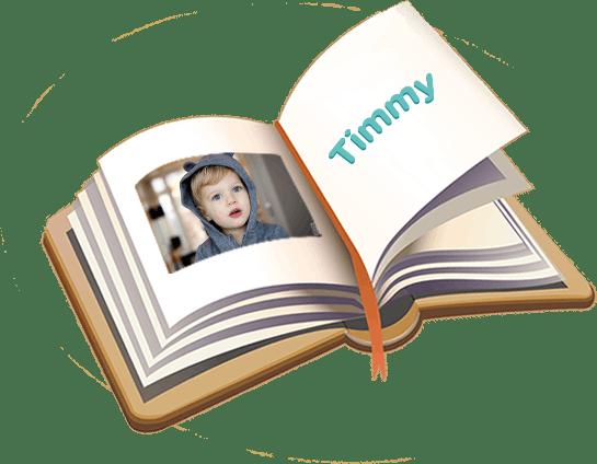 Timmy Book