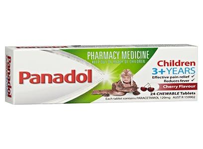 Panadol Chewable Tablets