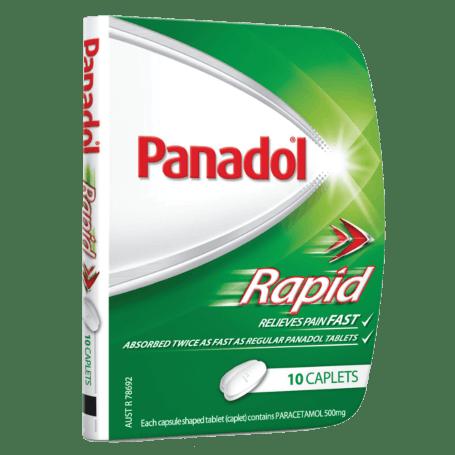 Panadol Rapid Handipak