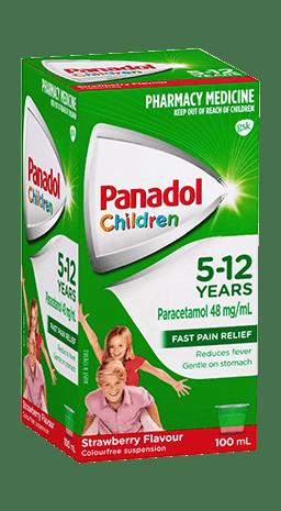 Panadol Children 5-12 Years